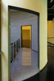Odile Decq's staircase walkway