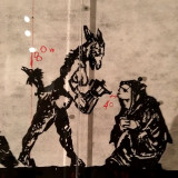 William Kentridge, Triumphs Laments Rome