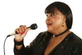 Pamela Filip, Blues singer
