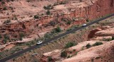 Two hi-railers in Bootlegger canyon