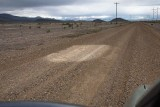 So-called dry spot in road is actually something more sinister