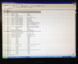 Second photo log (film; Excel)