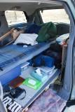 Car as Bedroom