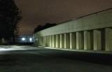 Levee wall