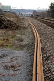 Wavy rails