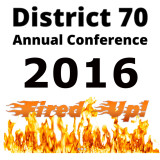 2016 Annual Conference