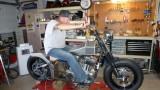 Buell into Bobber