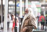 Man with beard at Quay