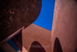 Skyspace sculpture