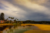 Storm at Narrabeen Lagoon