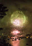 Sydney Harbour Fireworks