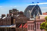Sydney Harbour Bridge and the Rocks