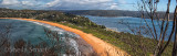 Panorama of Barrenjoey headland