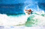 Avalon surfer second version