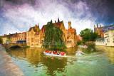 River in Brugge