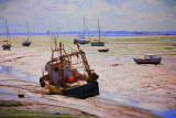 Boats at Leigh on Sea