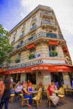 Paris cafe