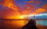 Sunrise at Salamander Bay