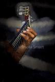 Hand of a Spanish Guitarist