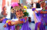 Vietnamese dancer
