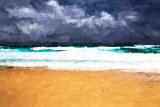 Storm approaching Manyana