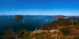 Pittwater panorama impressionist