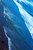 Long Reef waves over rocks