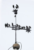 Starling filled Weathervane
