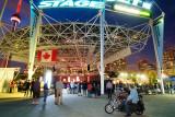 Westjet Stage, Harbourfront