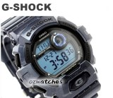 CASIO G-SHOCK NEW FRONT BUTTON DESIGN G-8900SH G-8900SH-2 BLUE SHOCK RESISTANT