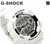 CASIO G-SHOCK DIGITAL GD-110 GD-110-7 7 YEAR BATTERY SUPER LED STOCK RESISTANT