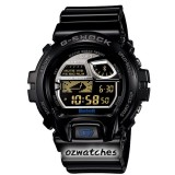 CASIO G-SHOCK BLUETOOTH v4.0 to iPHONE 4S/5 GB-6900AB-1 GB-6900AB-1DR BLACK GROSS