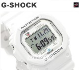CASIO G-SHOCK BLUETOOTH v4.0 to iPHONE 4S/5 GB-5600AB-7 GB-5600-7DR WHITE GROSS