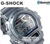 CASIO G-SHOCK BLUETOOTH v4.0 to iPHONE 4S/5 GB-6900AB-2 GB-6900AB-2DR BLUE GROSS