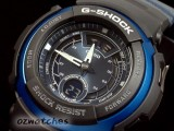 NEW CASIO G-SHOCK DIGITAL YOUTH CULTURE G-315RL-2 G-315RL-2AVDR  BLUE FACE STOCK RESISTANT