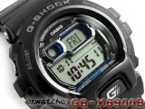 CASIO G-SHOCK 2ND GENERATION BLUETOOTH to iPHONE5S/5C / NOTE3 GB-X6900B-1 GB-X6900B-1DR X-LARGE SIZE with MUSIC CONTROL