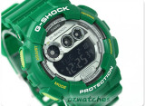 2014 CASIO G-SHOCK GD-120TS GD-120TS-3DR 7 YEAR BATTERY SUPER LED STOCK RESISTANT BLUE SEMI-GROSS