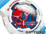 NEW CASIO G-SHOCK ANTI-MAGNETISM GA-110 GA-110AC-7A  LIMITED EDITION SHOCK RESISTANT