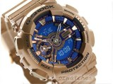 CASIO G-SHOCK ANALOG DIGITAL COMPACT SIZE GMA-S110GD-2A GMA-S110GD-2ADR ROSE GOLD