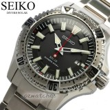 Shop Australia Online SEIKO MEN SOLAR DIVERS 200M SNE293 SNE293P1 BLACK DIAL SS BAND at ozDigitalWatch.com
