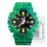 Shop Australia Online - CASIO G-SHOCK G-LIDE TIDE GRAPH MOON DATA MENS WATCH GAX-100MB-3A GAX-100MB-3ADR MARBLE GREEN