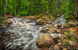 * 74.5 - Caribou River, Upstream From Large Falls