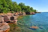 * 139.4 - Bayfield / Madeline Island: View Of Lake Superior