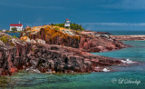 ** 133.61 - Grand Marais: Storm Clouds And Calm Water