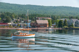 127.1 - Grand Marais:  Harbor With Smooth Water Ripples