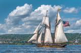 * TS-30: Topsail Schooner Pride Of Baltimore II