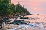 48.43 - Cascade: Sunrise Dressed In Pink