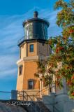 42.76 - Split Rock Lighthouse With Mountain Ash