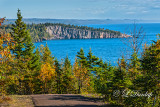 49.51 - Tettegouche: Palisade View Of Shovel Point