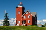 110.41 - Two Harbors Lighthouse, Front